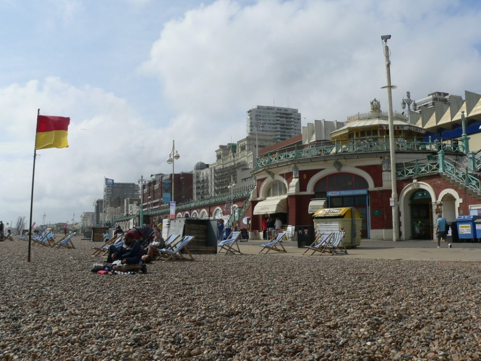 In the 1820s, the Brighton pier was primarily a landing dock for passenger ships, with shops and kiosks in the area to meet that demand. Storms destroyed many of the original structures, but in 1899, Brighton Marine Palace & Pier was opened after an unprecedented £27,000 building cost.