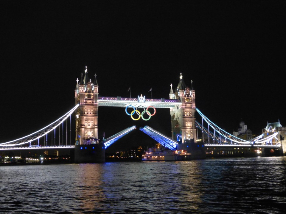 London hosted the 2012 Summer Olympics, in which over 10,000 Olympic athletes participated