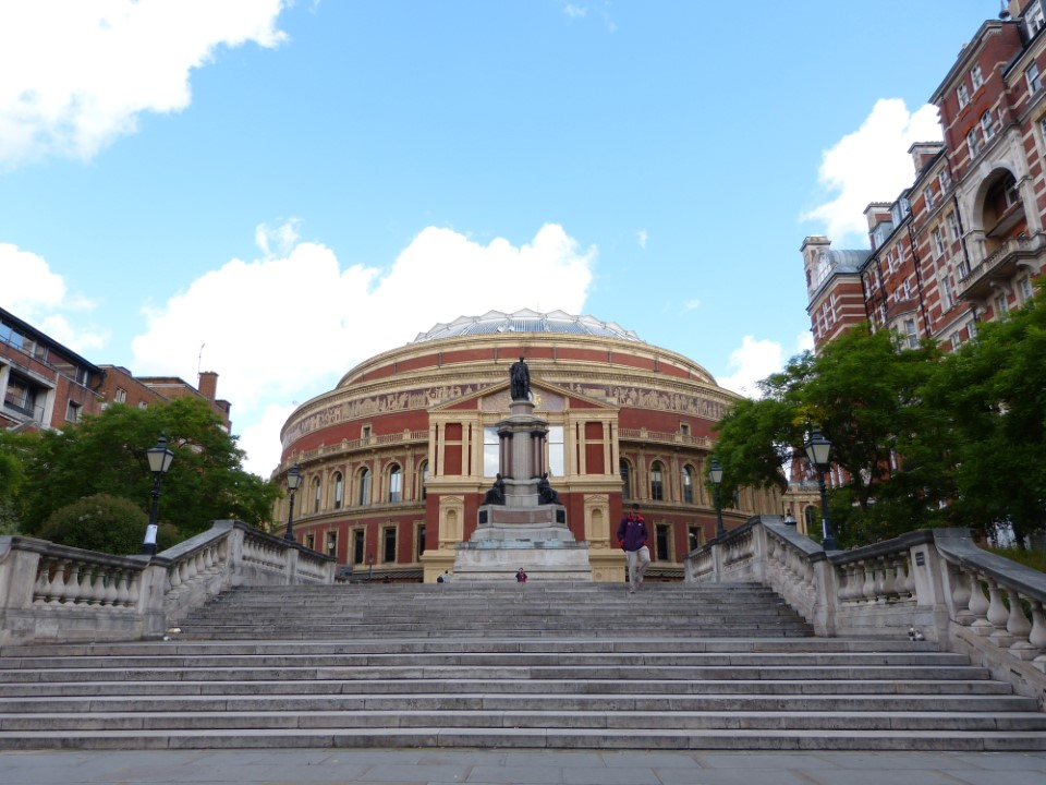 Leading artists from several performance genres have appeared on the stage at Royal Albert Hall, which has become one of the UK's most treasured and distinctive buildings