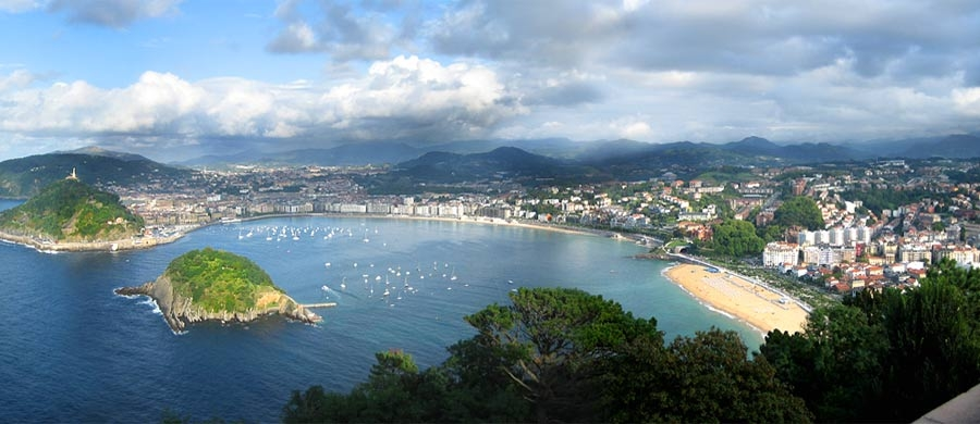 San Sebastian- need we say more?