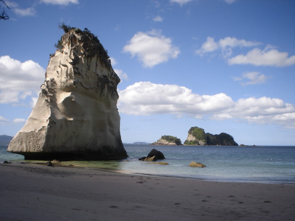 From mountains to beaches, New Zealand has it all.