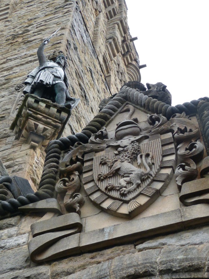 A visit to the Wallace Monument is a must if you are studying in Stirling.