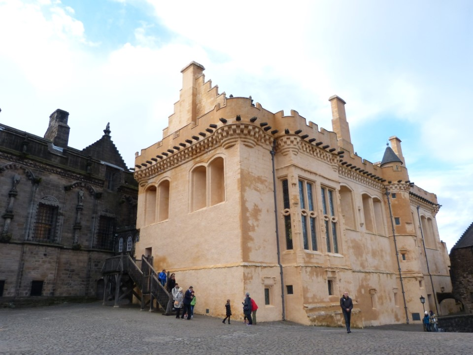 The castle has been home to kings, soldiers, and everyone in between. Take the opportunity to check out the interiors of the castle and explore this historic landmark.