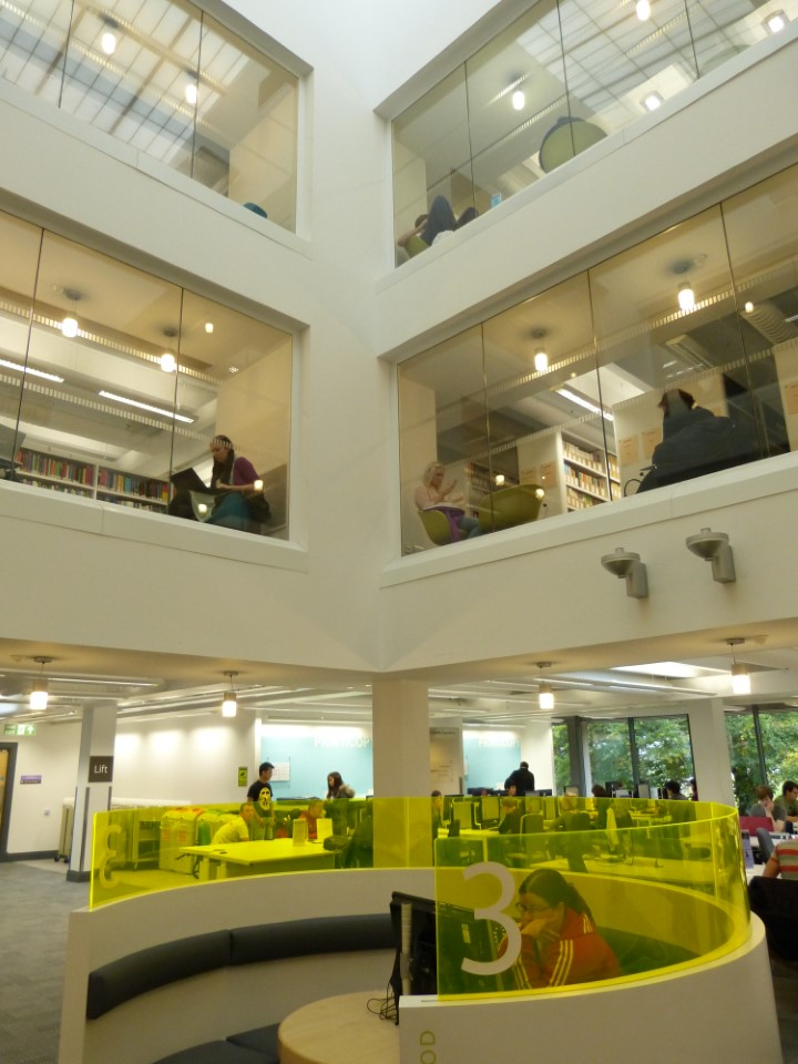 The University of Stirling recently opened the doors of its £11.4 million ($17.8 million) state-of-the-art library refurbishment, which has created a stunning contemporary environment.