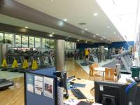 The Sports Centre has lots of equipment to help you stay fit during your time abroad.