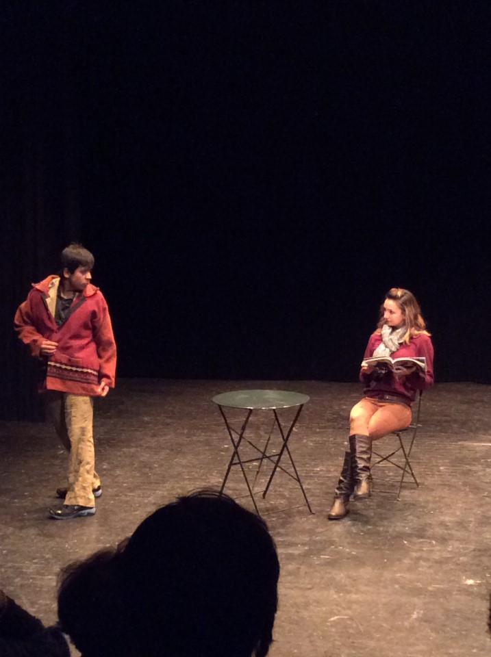 Theatre in French