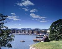 Oslo offers a picturesque skyline and a great blend of nature and metropolis.
