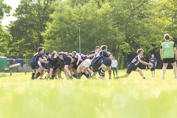 Rugby has only has only been an Olympic event four times, but the sport is definitely popular in England and you should consider joining the team.