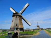 Iconic sights in Netherlands