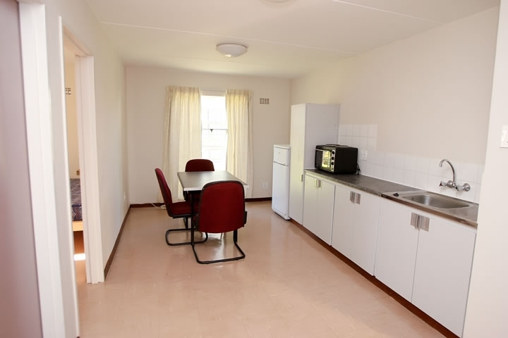 Shared kitchen (example).