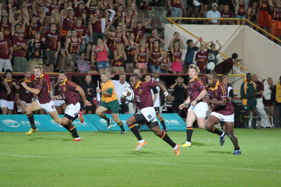 Maties Rugby.