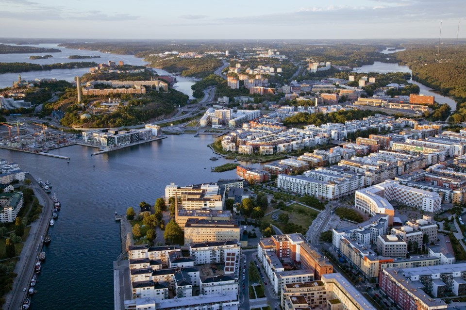 Stockholm is built on 14 islands, connected by 57 bridges, and is located on the central coast of eastern Sweden. The international office often organizes a field trip to Stockholm that you can choose to participate on.