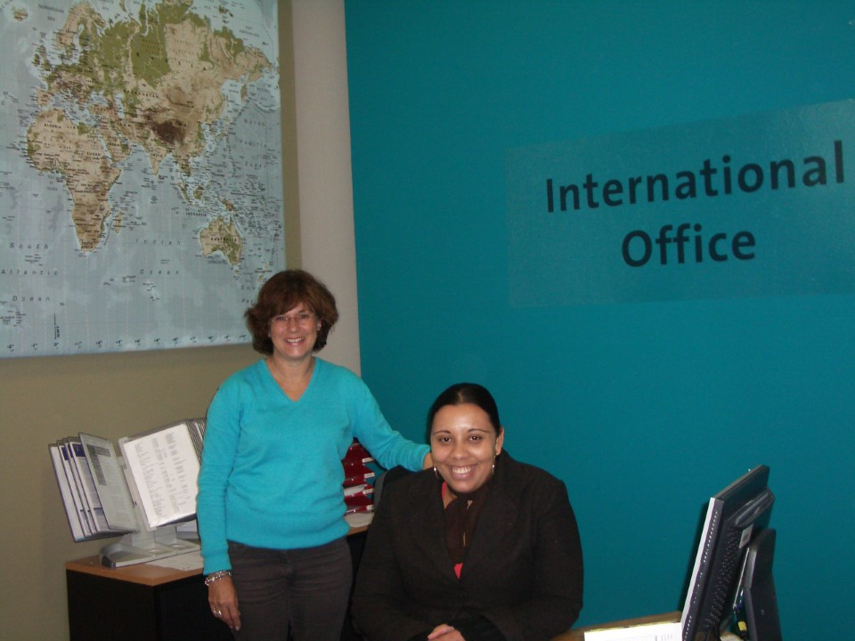 On-Site Office and Staff