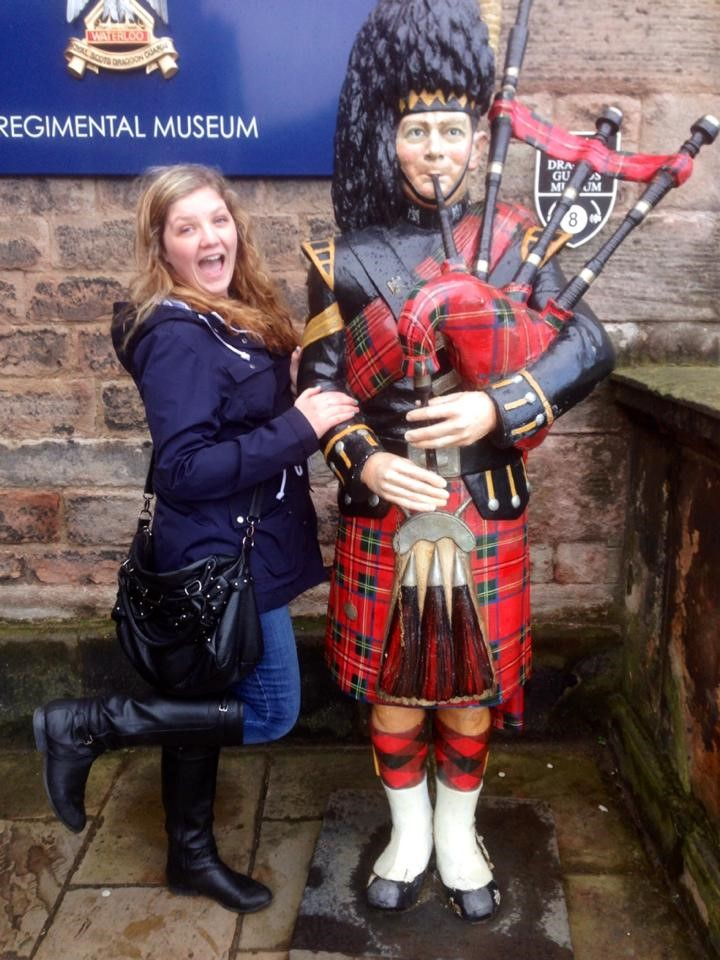 Scotland hosts the world championships every August for its national instrument, the bagpipe.