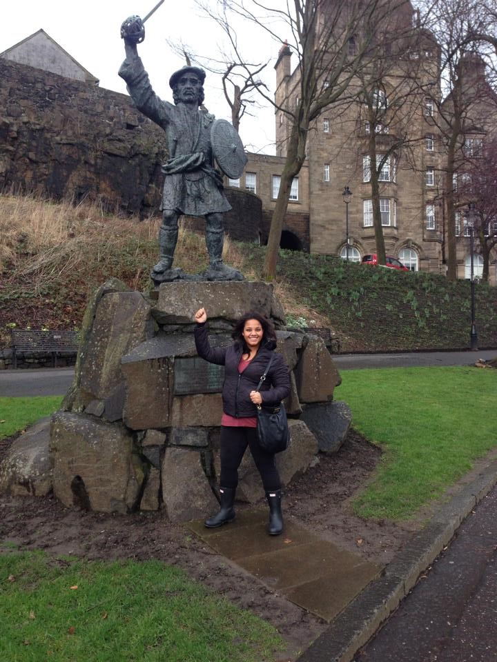 Rob Roy was a famous folk hero also known as the Scottish Robin Hood.