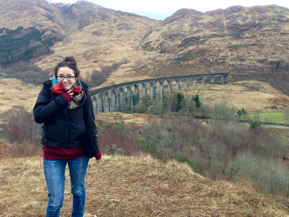 If you're a fan of the Harry Potter movies, then you might recognize Glenfinnan Viaduct as the railway students take to Hogwarts.