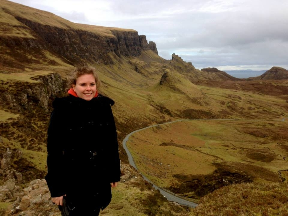 """The Isle of Skye gets its name from an old Viking reference that meant """"Cloud Island."""""""