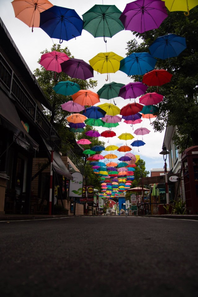 Trendy installations make Chiang Mai feel like a perfect blend of modern and traditional