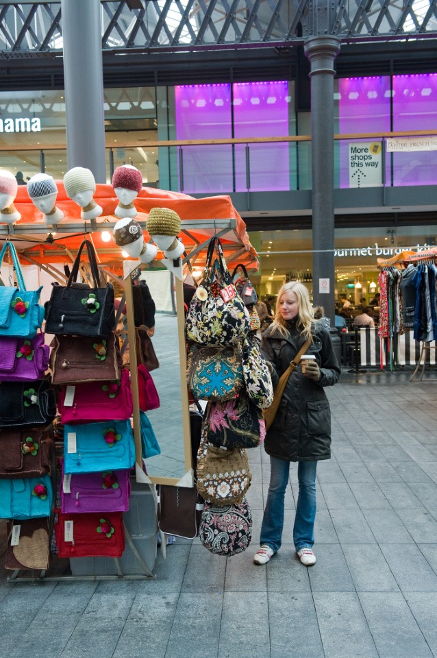 If you're out and about, you'll come across some of the top markets in London. Swing by the Sunday UpMarket for a vibrant collection of clothing from young designers