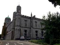 The University is located between Dublin and the countryside, making is east to travel and sightsee while studying in Ireland.