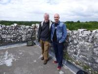 USAC Resident Directors Mark Quigley and Patrick Bixby have lived in Ireland are experts in providing tours of the city and university campus.