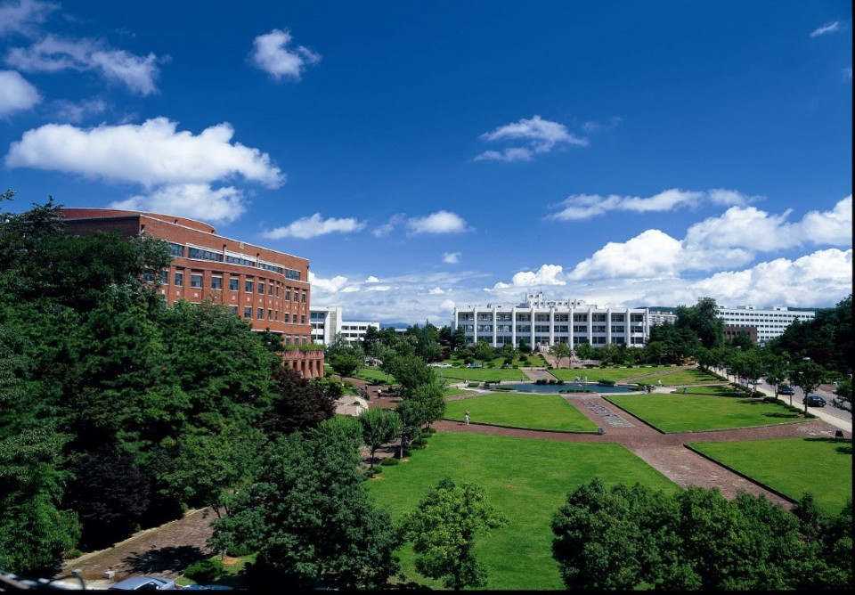Chonnam National University and Campus
