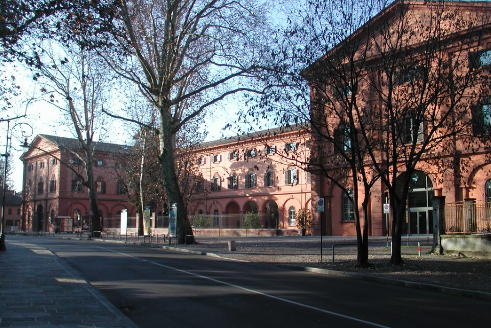 View of the Reggio Emilia campus