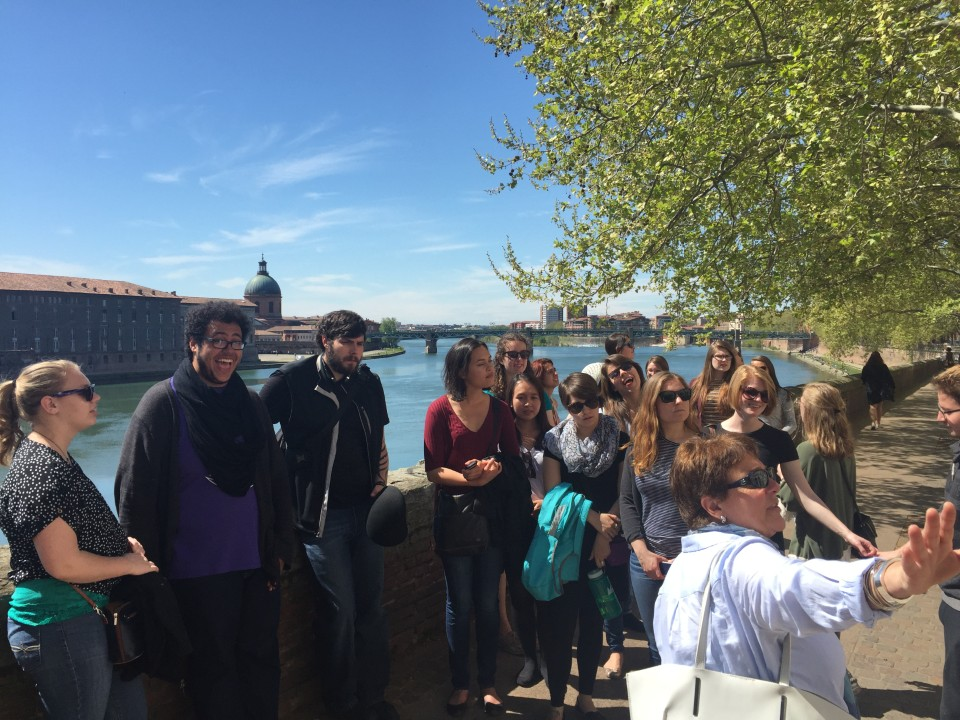Toulouse - City tour in French