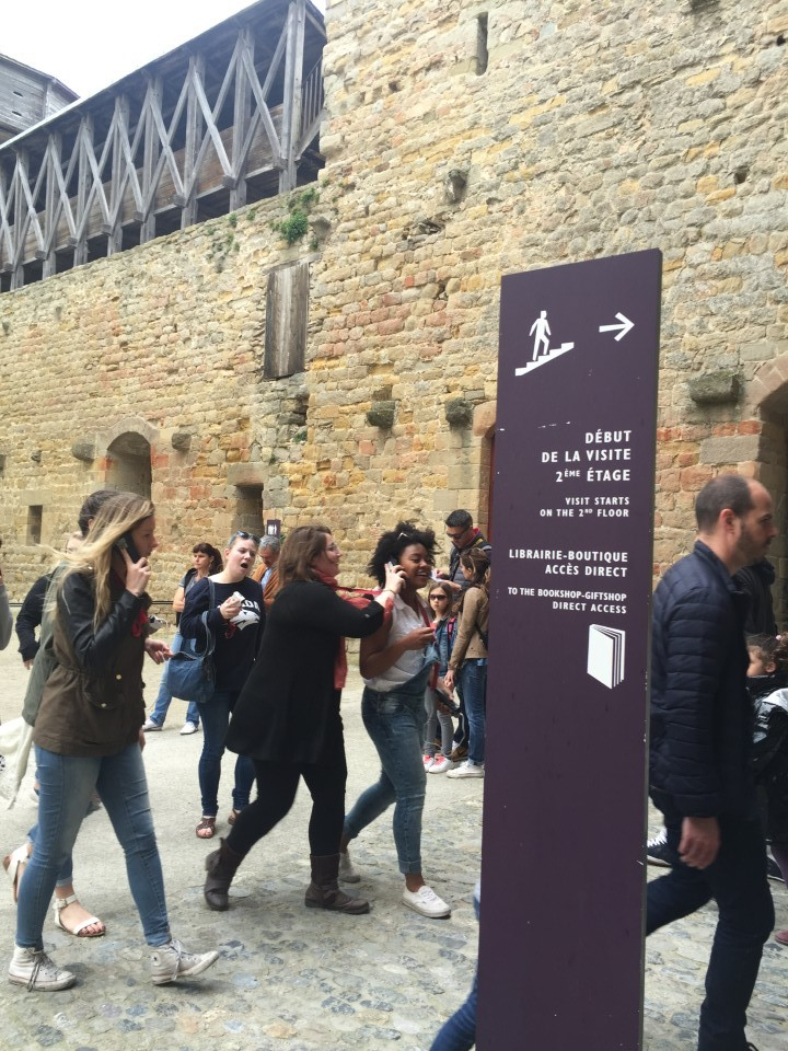 Carcassonne - Visit of the castle with audioguides