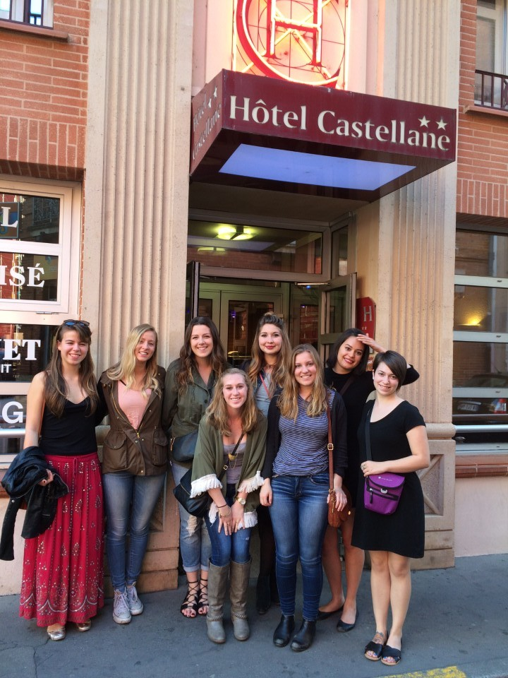 Toulouse - Our hotel