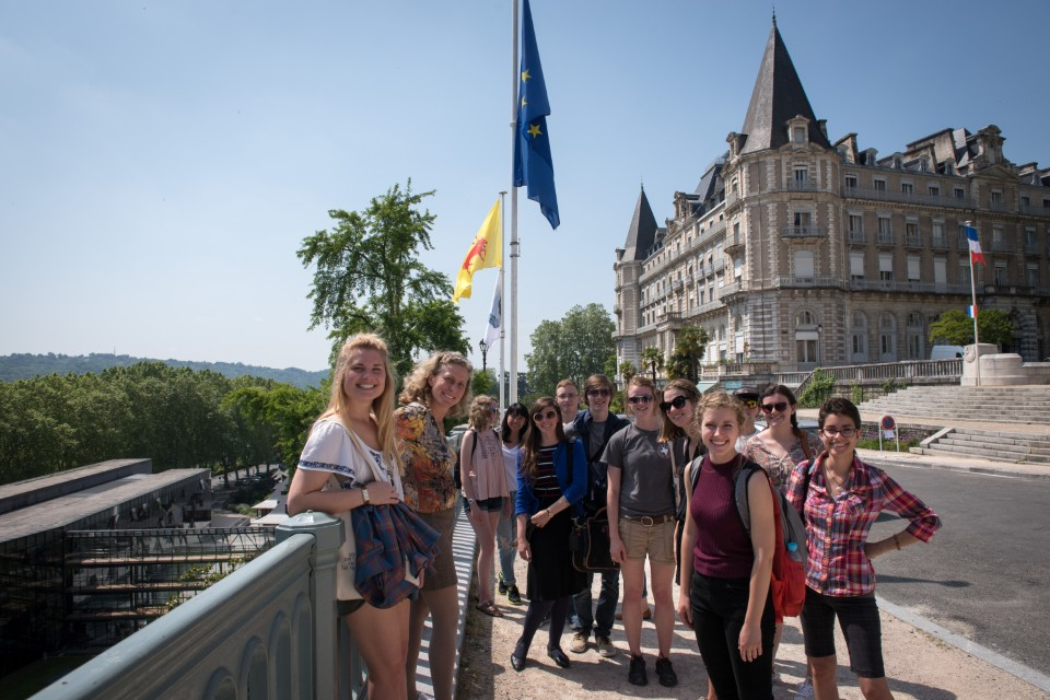 Guided tour of Pau