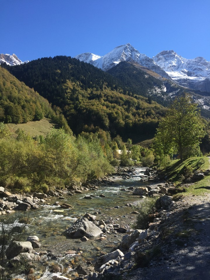 The beauty of the Pyrenees