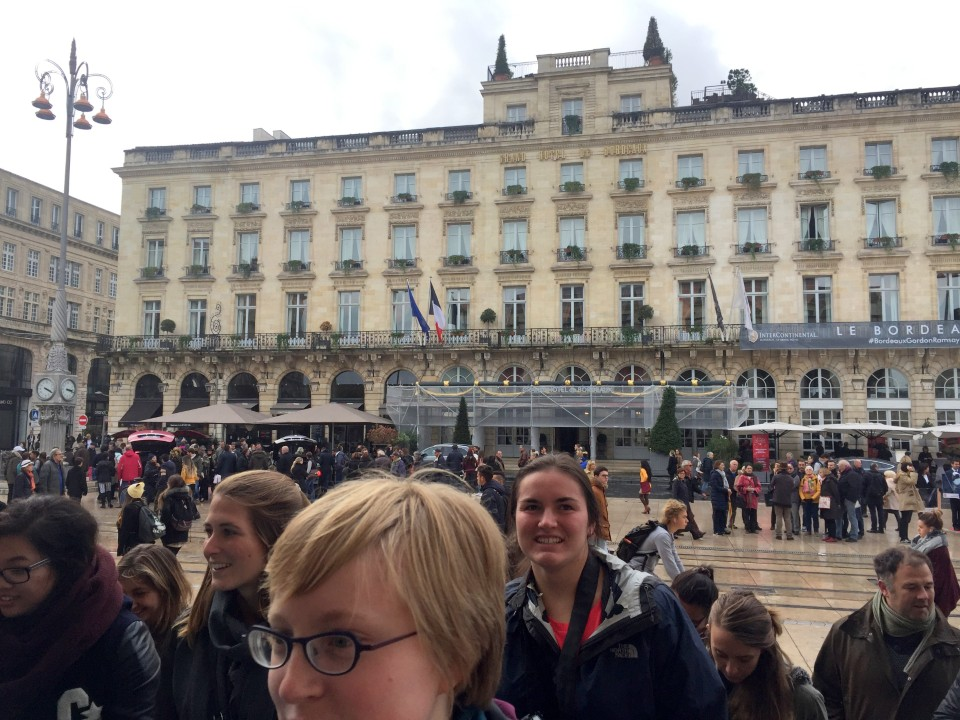 Guided tour of Bordeaux