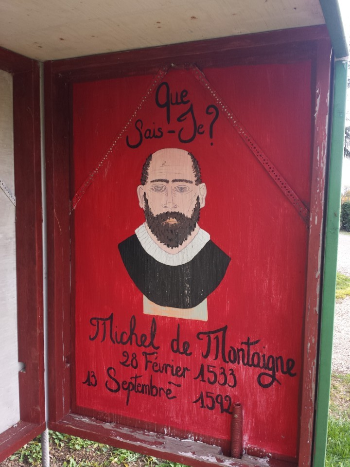 Michel de Montaigne was one of the enlightenment thinkers