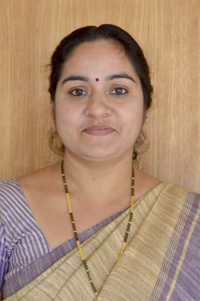 Seema Shaji, Program Assistant
