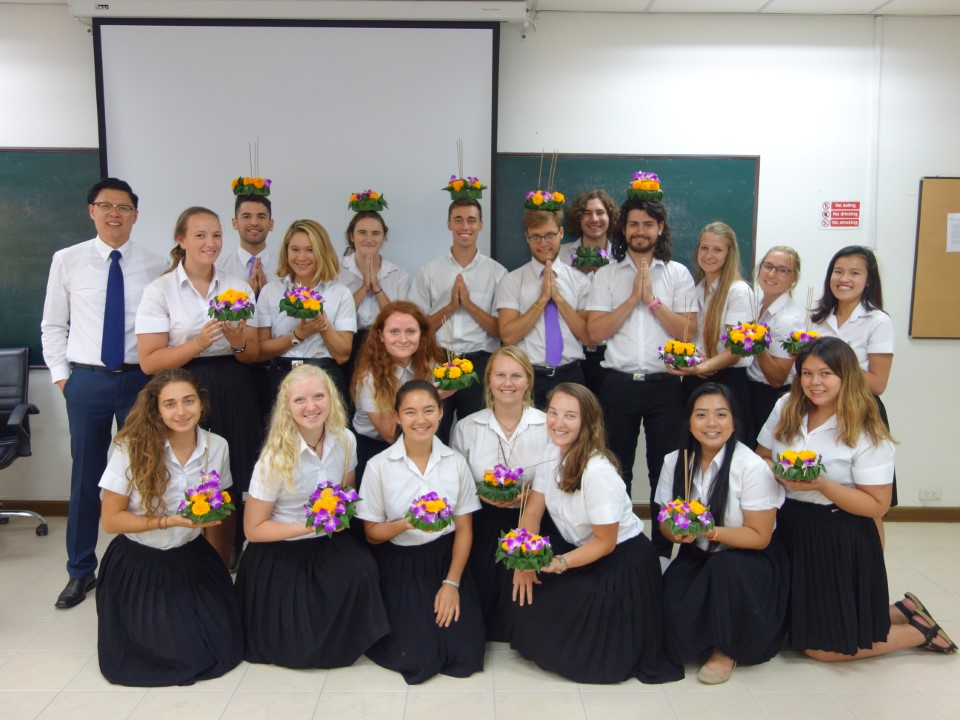 Thai Society and Culture