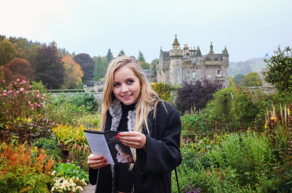 USAC trip to the Scottish Borders 2017Abbotsford, home of the great poet and novelist Sir Walter Scott.