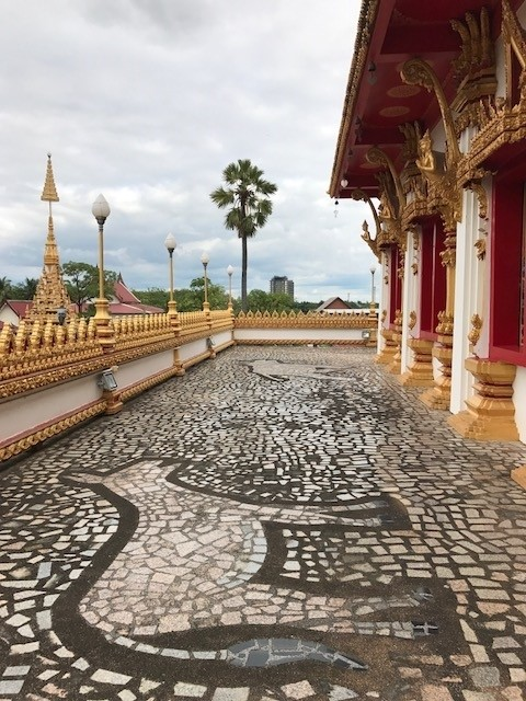 Beautiful temples can be found throughout Khon Kaen.