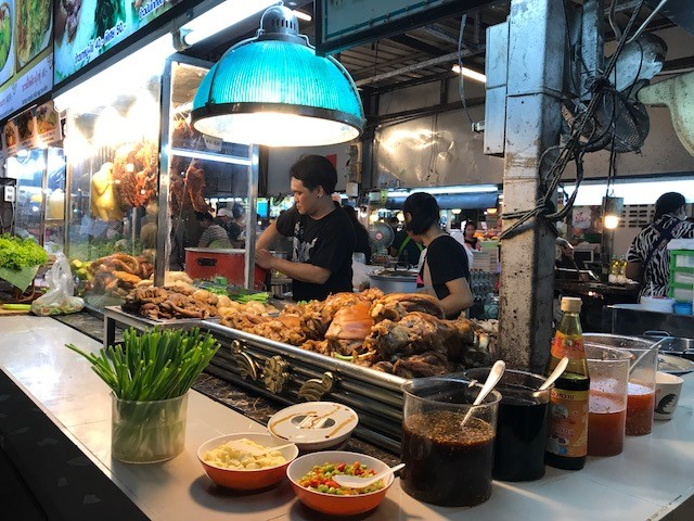 At the Khon Kaen Night Market you can discover your next favorite Thai dish!