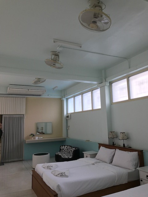 A second view of the dormitory