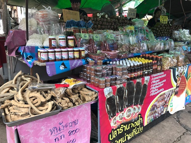 Take time to explore local street markets and vendors in Khon Kaen
