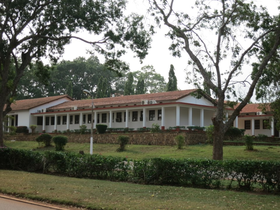 Classrooms on campus