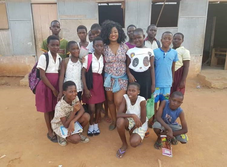 Volunteering with the Mawulolo Youth Network