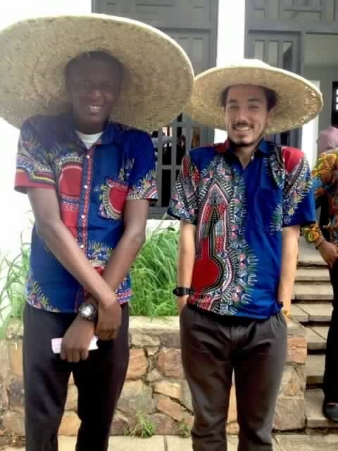 Getting into the Ghanaian style