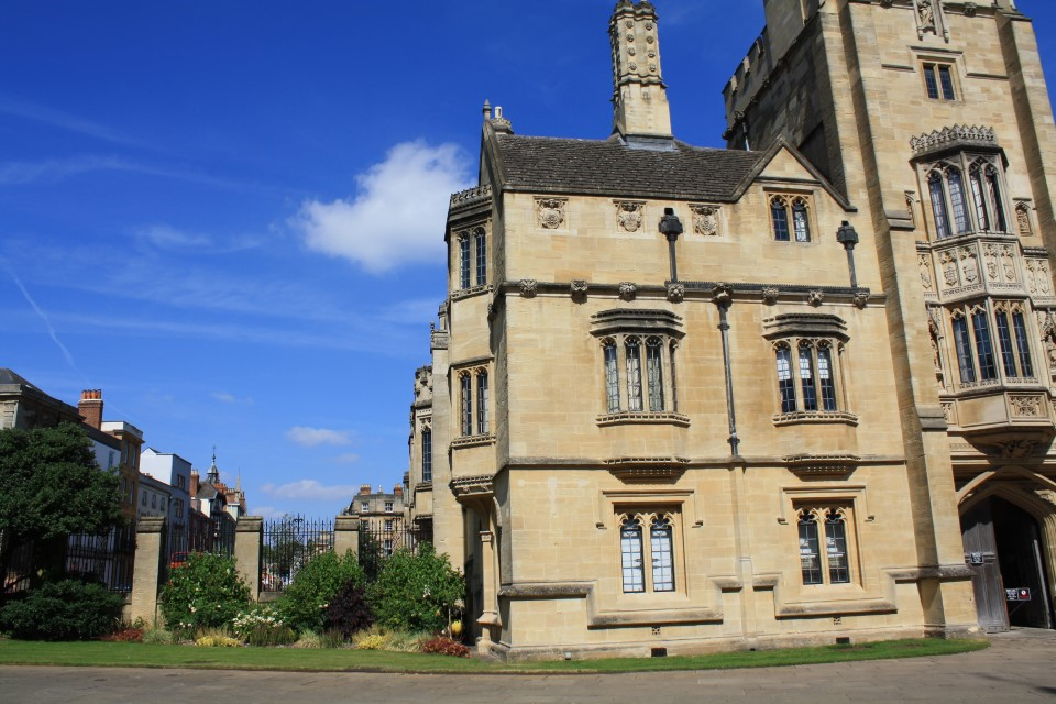 You'll visit all of Oxford's top landmarks on this field trip