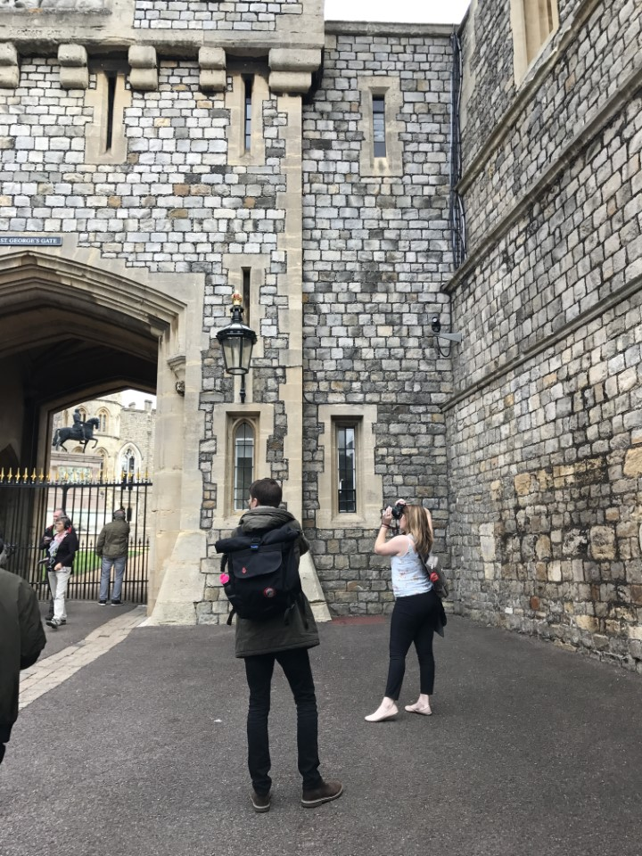 Spend the day exploring historical sites