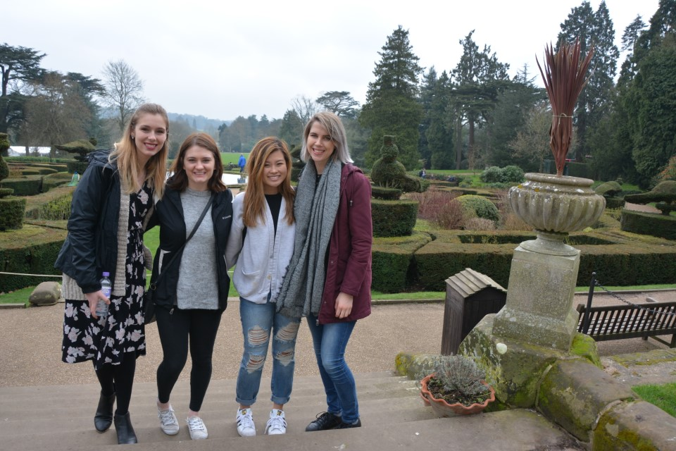 Tourists have been visiting Warwick Castle since the end of the 17th century
