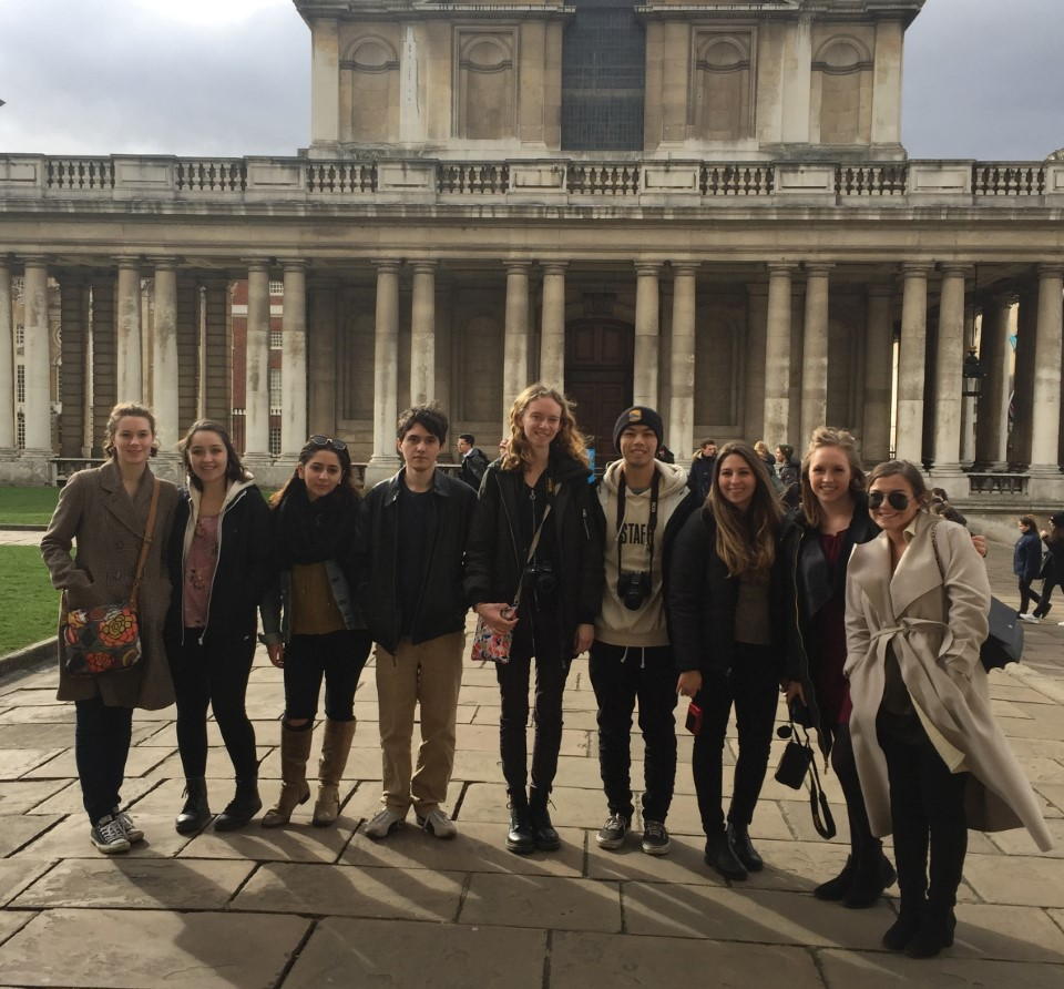 Students in Greenwich