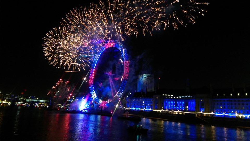 London is a vibrant city of lights, life, and culture. What better way to celebrate the joy of life, the world, and different cultures in the best city in the world
