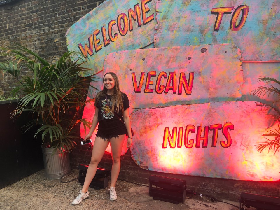 Vegan nights is a fun event of food and culture whether you're a vegan or not!